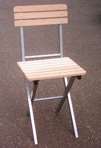 Židle skládací