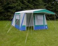 Stany turistické a campingové -